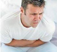 Чому болить живіт з правого боку у чоловіків
