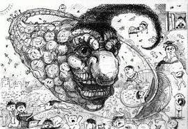 що малюють хворі на шизофренію