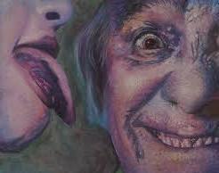 шизофренія малюнки