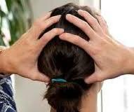 Болить потилиця і відчуття тиску в голові