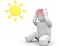 Тепловий або сонячний удар