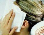 Компреси для лікування себорейного дерматиту
