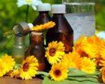 Настоянки для лікування себорейного дерматиту
